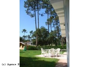 Holiday rental villa in Hossegor ref:0087