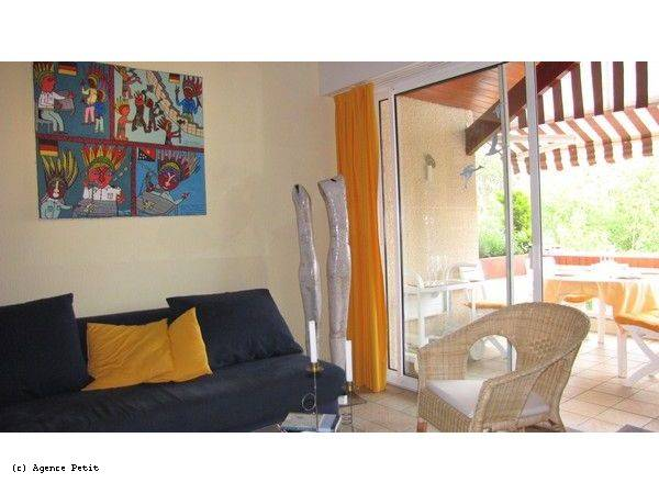 Holiday rental appartement in Hossegor ref:0344
